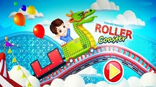 Fun Kid Racing RollerCoaster For kids Android Gameplay ᴴᴰ