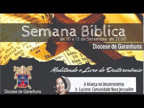 3ª Noite de Live da Semana Bíblica da Diocese de Garanhuns