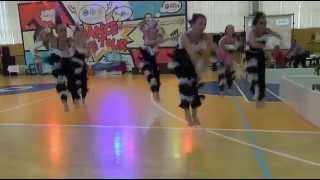 TK CrossDance - Synchro junior, MČR CDO, Česká Lípa