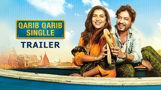 Qarib Qarib Singlle | Official Trailer | Irrfan Khan | Parvathy | In Cinemas 10 November