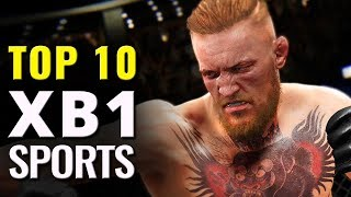 Top 10 Best Xbox One Sports Games