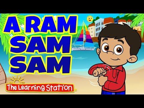 A Ram Sam Sam cover