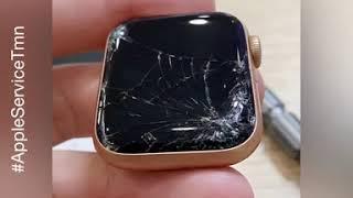 Замена стекла Apple Watch 4, 44mm в Тюмени