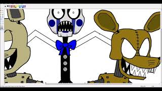 FIVE NIGHTS AT CANDY'S 3 - SPEEDPAINT
