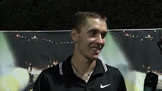 Egor Gerasimov – Guzzini Challenger 2019 – DAY 7