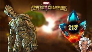 Marvel:Битва чемпионов#52 - Открытие кристаллов.
