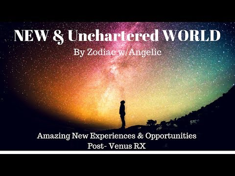 NEW & Unchartered WORLD ~ by ZODIAC w/Angelic