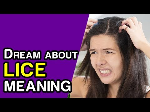 Lice Dream Meaning : what is the meaning of Lice in my dream (dream definitions)