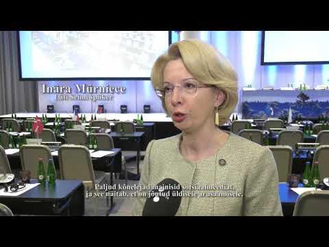 EL-i parlamentide spiikrite esimeeste konverentsi teine päev