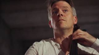This Sunday watch cellist Alban Gerhardt perform Bach in an unusual venue