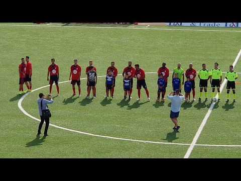 Preview video GINOSA-GROTTAGLIE 0-3 Il derby è del Grottaglie. Ginosa ancora contratto.