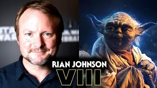 Star Wars! Rian Johnson Feels Empty After The Last Jedi!