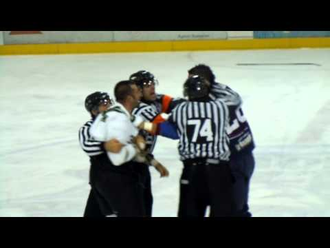 Thierry Douville vs. Curtis Tidball
