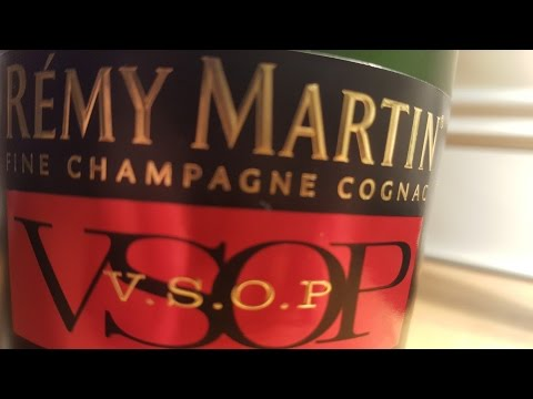 Cognac Review: Remy Martin VSOP