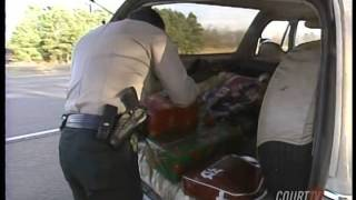 Drug Interdiction Shelby County Sheriff's Office Circa 1991 (Video 1)