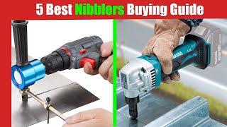 Best Nibblers: 5 Best Nibblers in 2020 | Best Power Nibblers (Buying Guide)