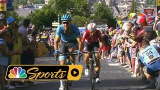 Tour de France 2018: Stage 14 finish I NBC Sports