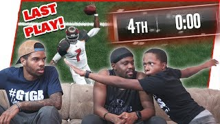 Crap Talk & BIG Plays! NO TIME ON THE CLOCK, One Last Throw For The Win! - MUT Wars Ep.49