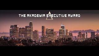 Video Nico-  The Akademia Executive Award 2019