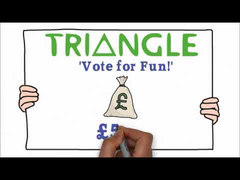 Triangle Housing Association Vote for Fun
