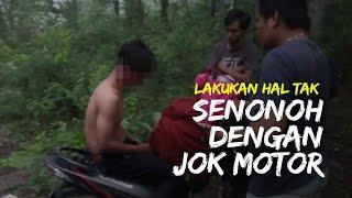 Remaja Klaten Lakukan Hal Tak Senonoh dengan Jok Motor Berhias Pakaian Dalam Curian, Digrebek Warga