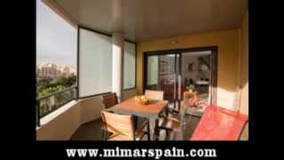 preview picture of video 'Mimar gestión hotelera Boulevard Apartamentos Albir Spain'