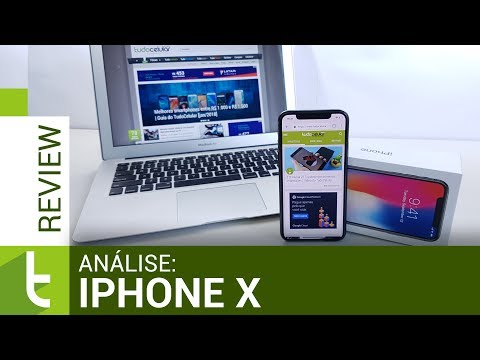 iPhone X: o smartphone mais inovador e caro da Apple | Review do TudoCelular