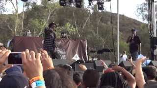 Joey Bada$$ & Kirk Knight - Rock The Bells 2013