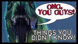 7 Things You (Probably) Didn't Know About Jurassic Park