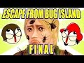 Escape From The Bug Island Chega Desse Jogo 22 Cartuchi