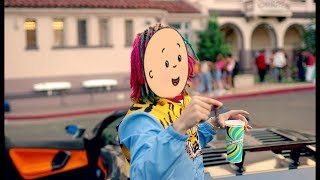 Gucci Gang Remix!!! (ft: Caillou, Lil Pump and Roy Purdy)