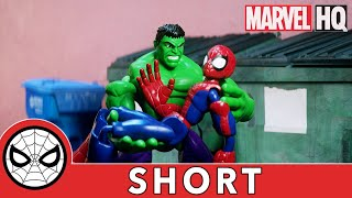 Another Brick in the Fall | Hasbro Marvel Bend and Flex 6
