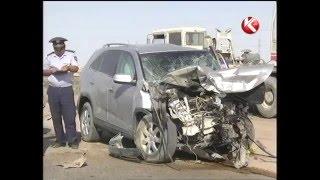 Жестокие Аварии в Казахстане/Погибли дети(