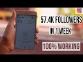 How to get free instagram followers without human verification | Part 1
