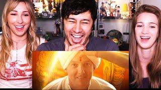 UNINDIAN   Trailer Reaction & Discussion w/ Ashley & Morgan!