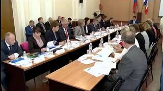 Очередное выездное заседание Правительства области приняла Старая Русса