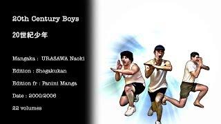 Raconte-Moi Un Manga 21 - 20th century boys
