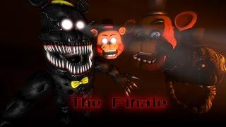 The Finale Music Video [FNAF SFM] By NateWantsToBattle