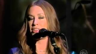 Alanis Morissette - Incomplete - The View TV Performance [06-11-2008]
