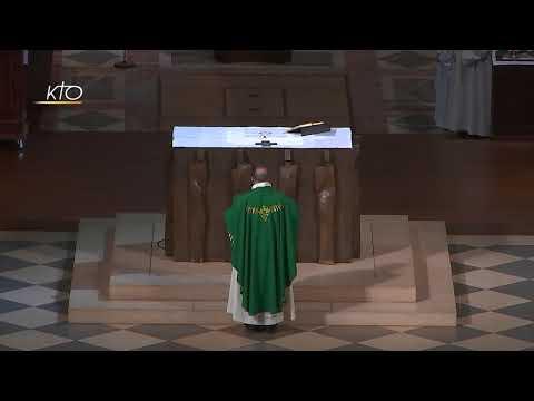 Messe du 3 août 2018