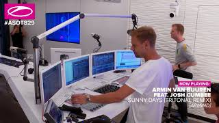 Armin Van Buuren Feat. Josh Cumbee   Sunny Days (Tritonal Remix) [#ASOT829]