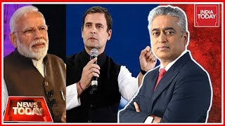 Can BJP Counter Rahul Gandhi's Minimum Income Scheme ? | News Today With Rajdeep
