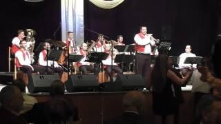 Power of love - DH Trnkovjanka / Sólo na trubku Petr Linhart ( Ples muzikantů Hodonín 2015 )