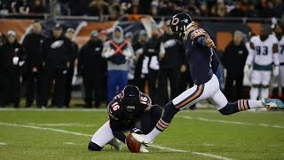 Most Accurate Kicker in NFL History || Every Cody Parkey Doink