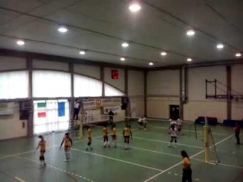 Preview video Finale Foligno - Montelupo 1° set (2^parte)