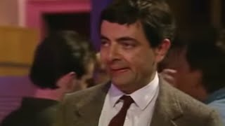 Bean to the Disco   Funny Clips   Classic Mr Bean