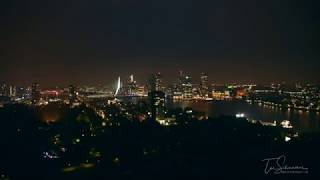 Timelapse Euromast Rotterdam 06 October 2019 VIDEO