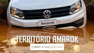 Curso Avançado 4x4 - Território Amarok