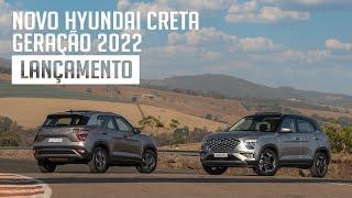 Novo Hyundai Creta Geração 2022 - Lançamento