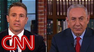 Cuomo Presses Netanyahu On Israel's Nuclear Capability